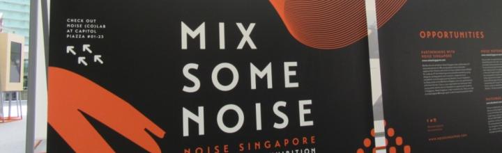 Noise Singapore 2016 Festival